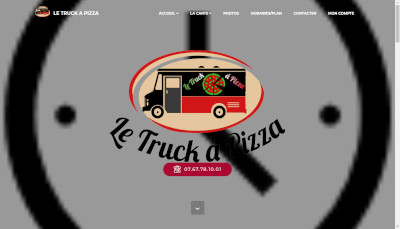 Le Truck A Pizza